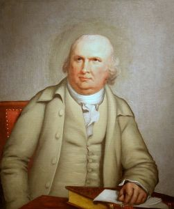 Robert Morris - foremost financier of the American Revolution