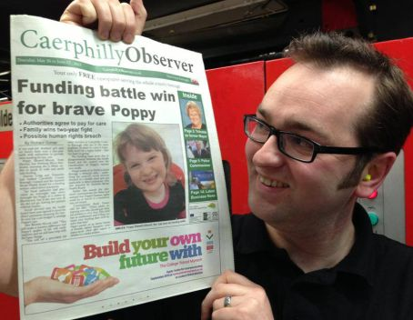Richard-Gurner-with-Caerphilly-Observer