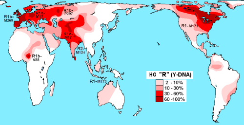 Distribution of Haplogroup_R1b_(Y-DNA)