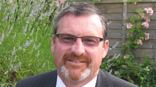 Tony Thackett, Head of Planning Inspectorate for England and Wales